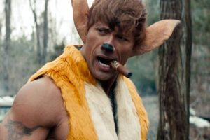 """Dwayne Johsnon como """"Bambi"""" Foto:Facebook/SNL. Imagen Por:"""