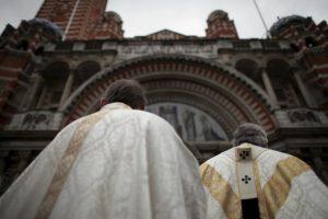 Los altos mandos de la Iglesia Católica ya se encuentran informados. Foto:Getty. Imagen Por: