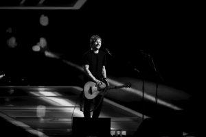 El artista más popular en el 2014 fue Ed Sheeran. Foto:Getty. Imagen Por: