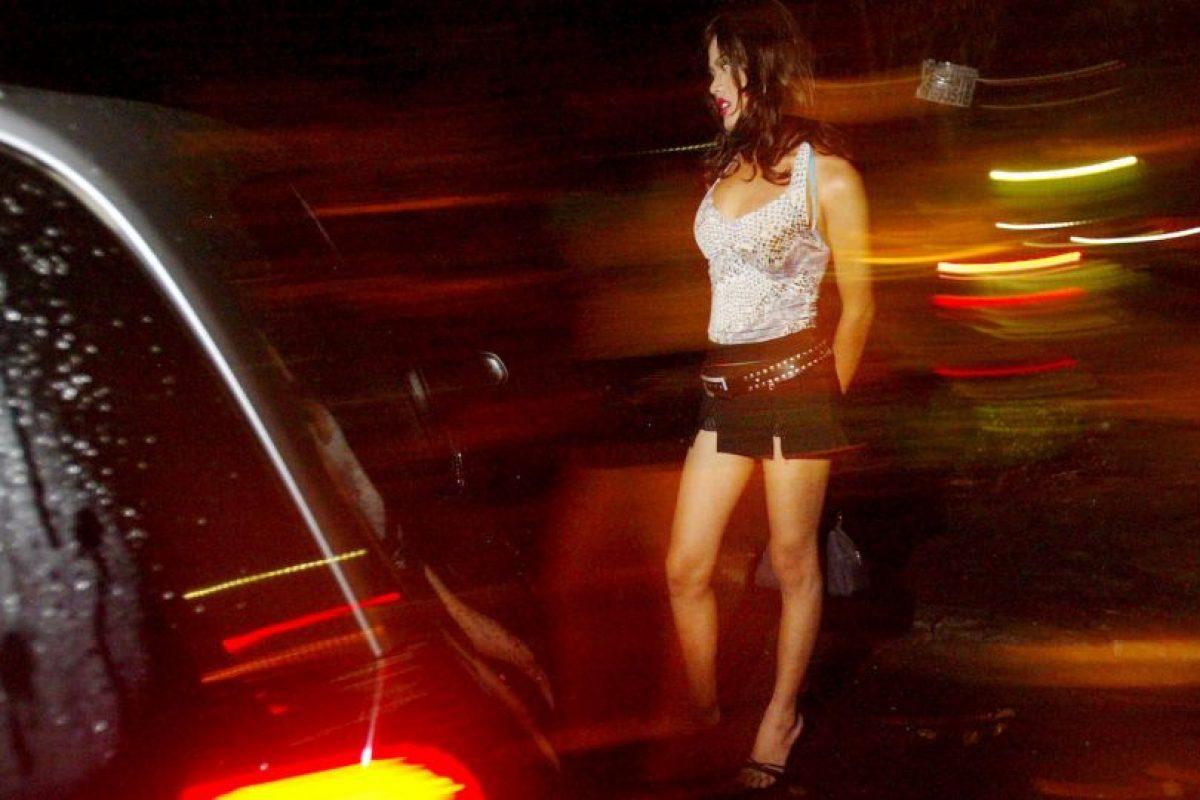 Las prostitutas en el país asiático ahora o Foto:Getty. Imagen Por:
