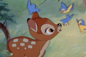 """""""Bambi"""" Foto:Facebook /Bambi Disney. Imagen Por:"""