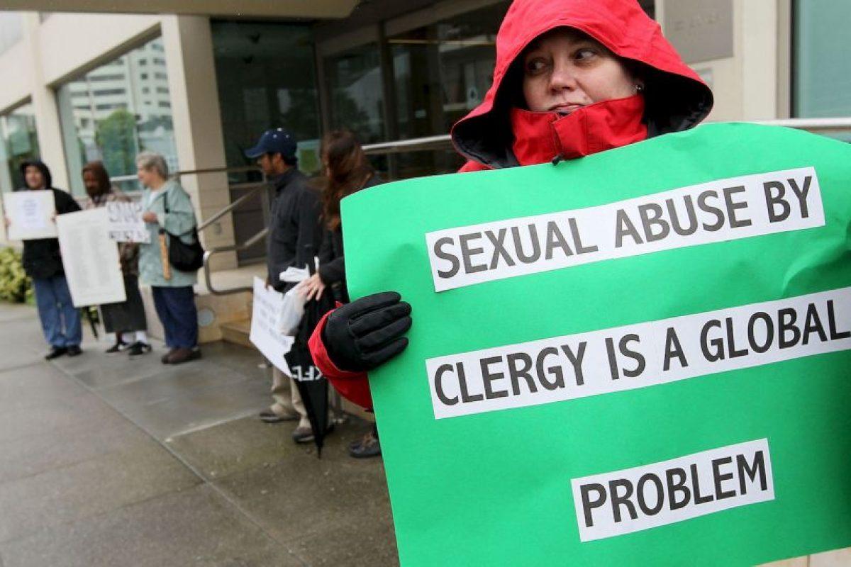 Siguen los escándalos sexuales dentro del clero en todo el mundo. Foto:Getty. Imagen Por: