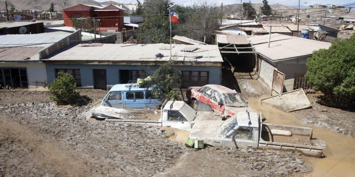 Catástrofe en el norte: Diego de Almagro demorará meses en recuperar suministro de agua potable