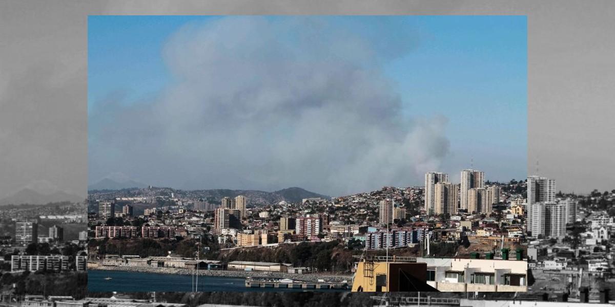 Onemi decreta Alerta Amarilla para toda la Región de Valparaíso