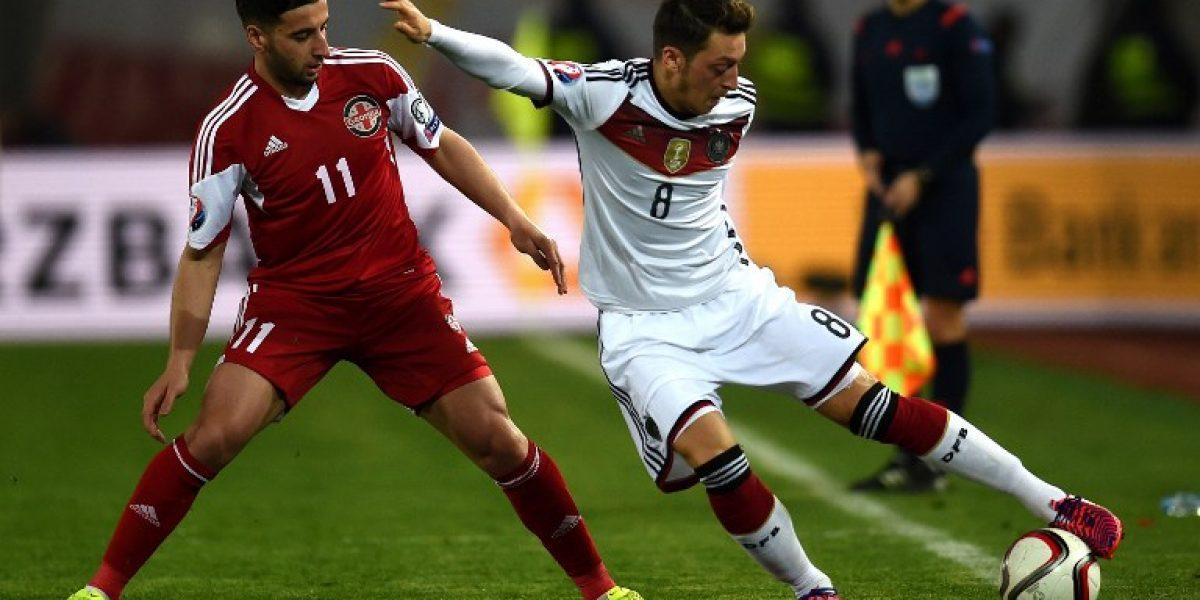 Reus y Müller le dieron la victoria a Alemania frente a Georgia