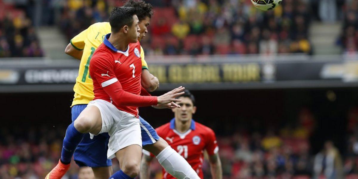 Dudas para Copa América: La Roja cayó ante Brasil y cerró una negra gira europea