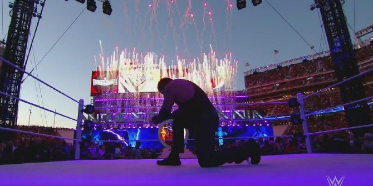 Así vivimos el evento Wrestlemania XXXI de la WWE