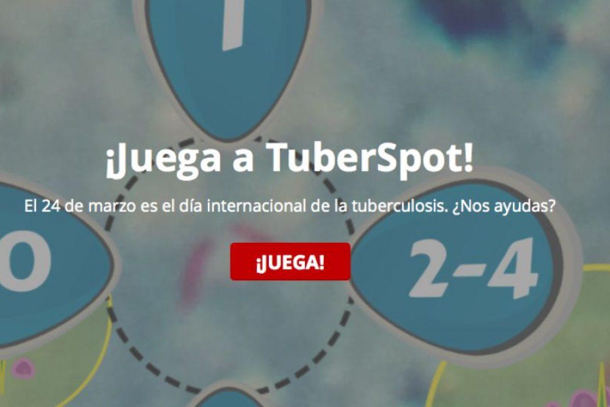 Esta es la pantalla de inicio del juego. Foto:tuberspot.org. Imagen Por: