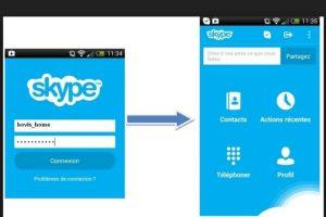 Skype es la aplicación más usada para videollamadas o llamadas de voz vía Internet en el mundo. Foto:Google. Imagen Por: