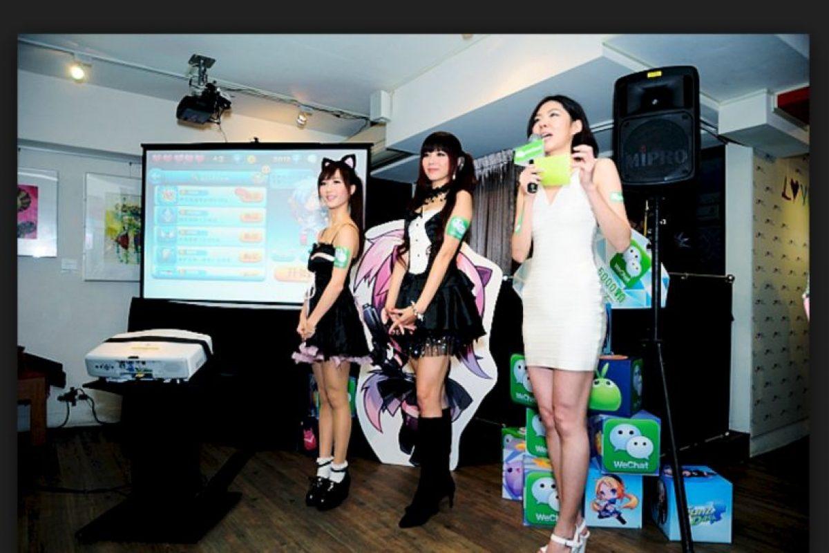 WeChat es la mayor competencia de WhatsApp. Su popularidad se extiende por todo el mundo, principalmente en Asia. Foto:Google. Imagen Por: