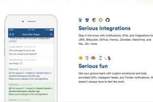 HipChat es una buena opción de mensajería a pesar de no contar con el servicio de llamadas. Es muy útil para texto por su sencillo manejo. Foto:hipchat.com. Imagen Por:
