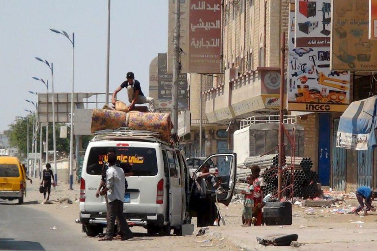 2. Según BBC, China e indica evacuará a sus ciudadanos en Yemen. Foto:AFP. Imagen Por: