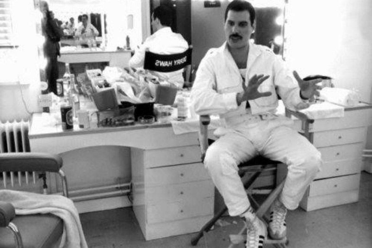 """""""Debe tener la verdad, debe tener humor, porque Freddie tenía esas cualidades, y tiene que ser entretenida como película. Ahora esas tres variables no son tan fáciles de conciliar"""", explicó Brian May en una entrevista con el show London Live. Foto:Facebook/Freddie Mercury. Imagen Por:"""
