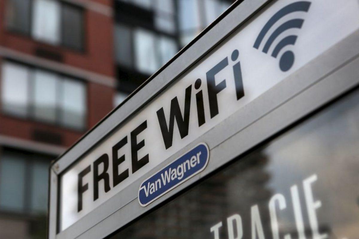 Elegir preferiblemente las conexiones wifi que nos ofrecen con acceso restringido mediante una contraseña. Foto:Getty. Imagen Por: