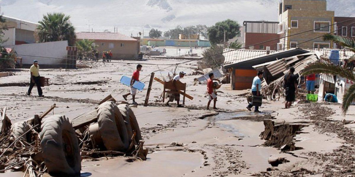 Escuelas afectadas por la tragedia en el norte retomarán paulatinamente las clases