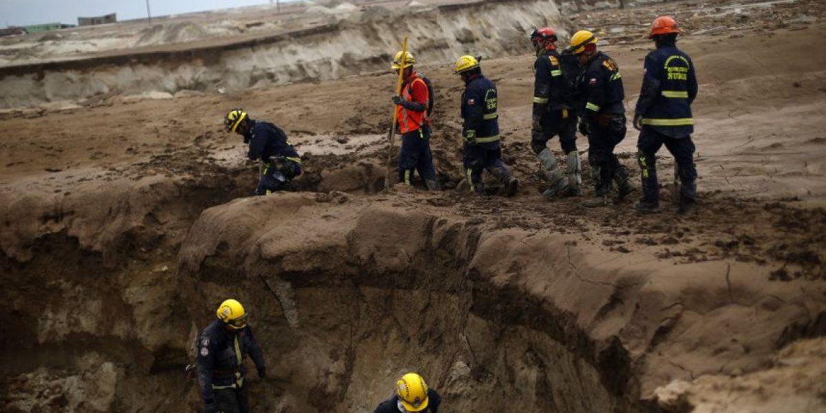 Bomberos aclara polémico balance de desaparecidos tras catástrofe en el norte