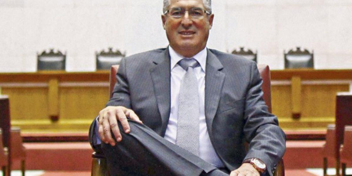 Jorge Pizarro sería el nuevo presidente de la Democracia Cristiana
