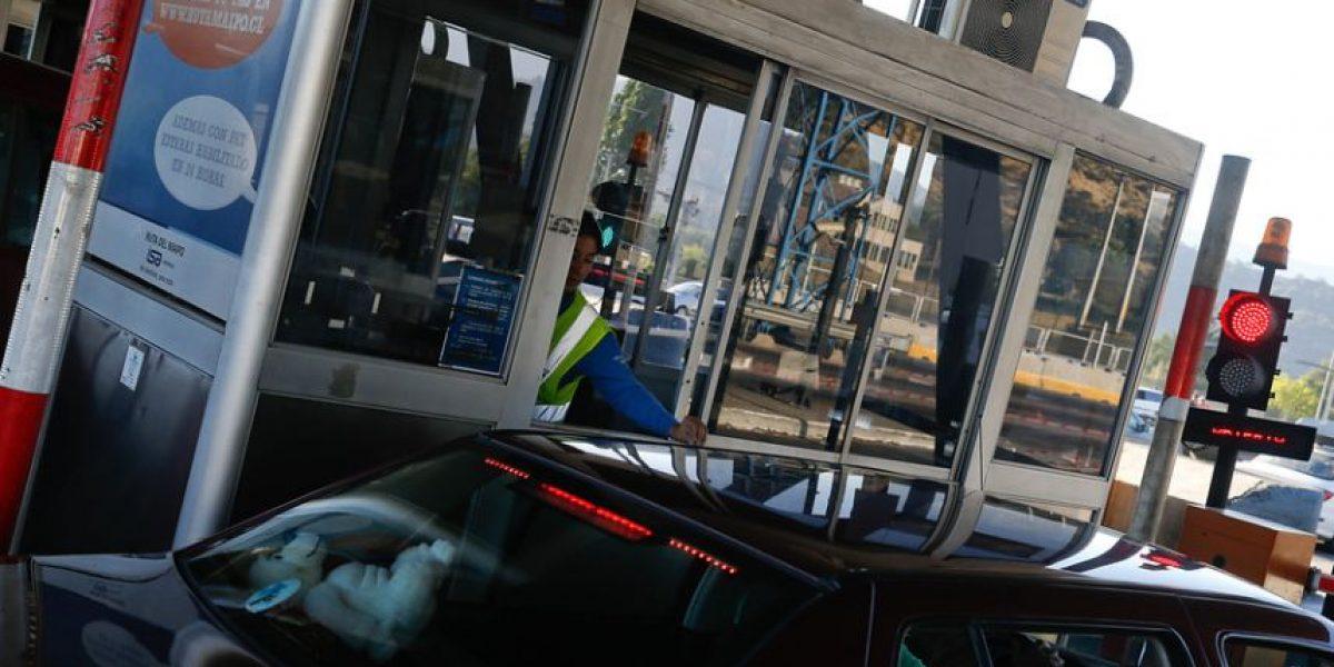 Rápidos y furiosos: delincuentes robaron el peaje Angostura
