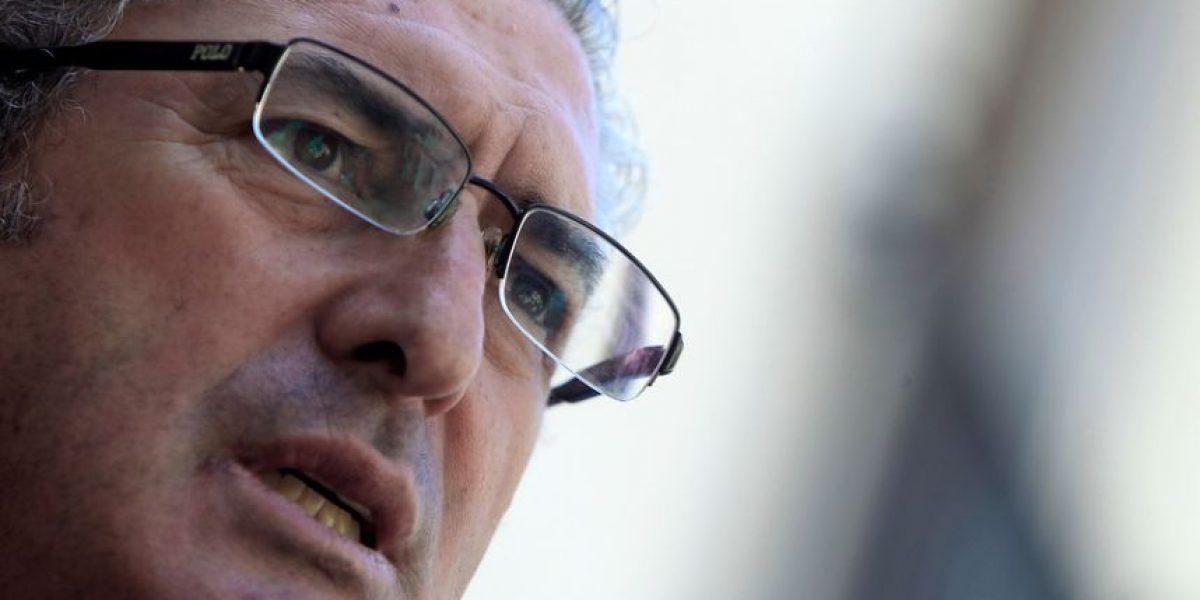 Jorge Pizarro es el nuevo presidente de la DC