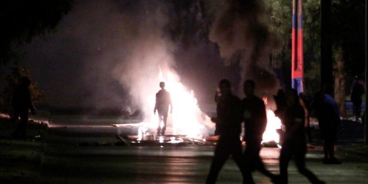 San Bernardo, La Pincoya y Peñalolén: así se vivieron las manifestaciones del Día del Joven Combatiente
