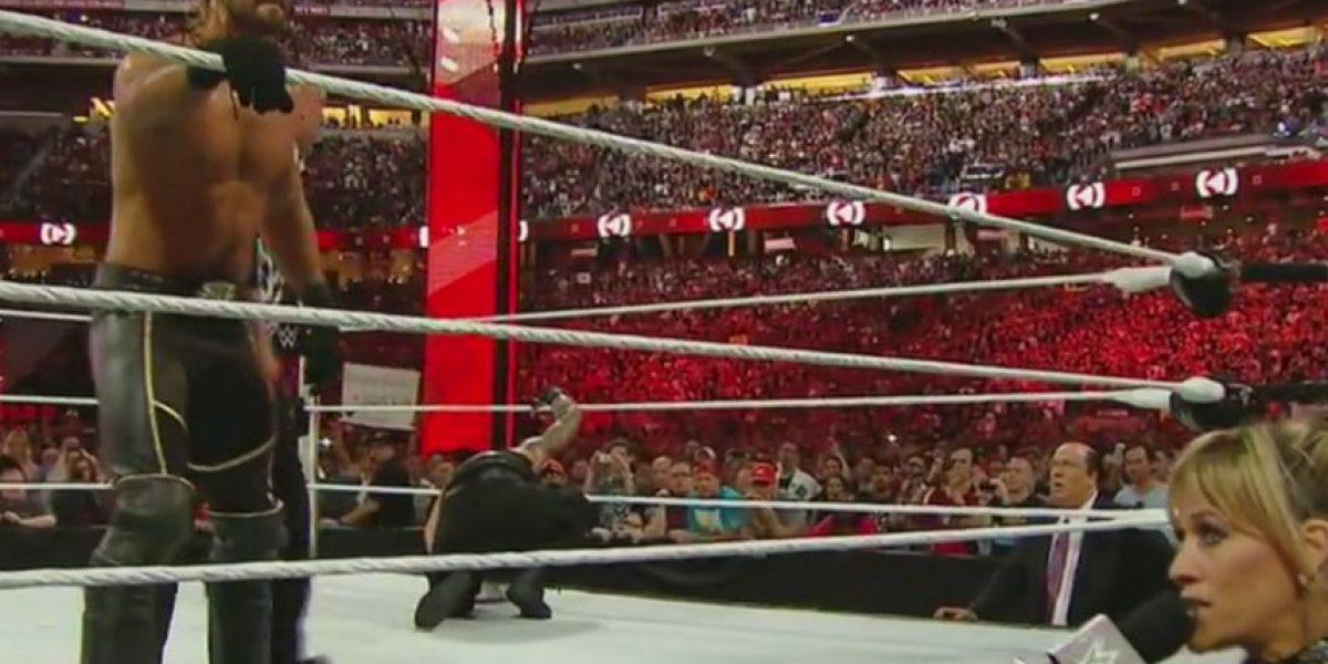 Seth Rollins es el nuevo campeón de Pesos Pesados de la WWE