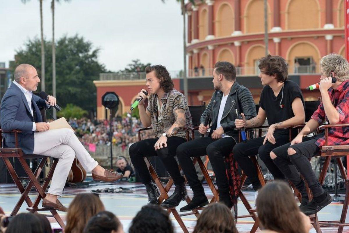 Ahora, la banda continúa su gira, a pesar de que esta noticia golpeó a sus fans. Foto:Getty Images. Imagen Por: