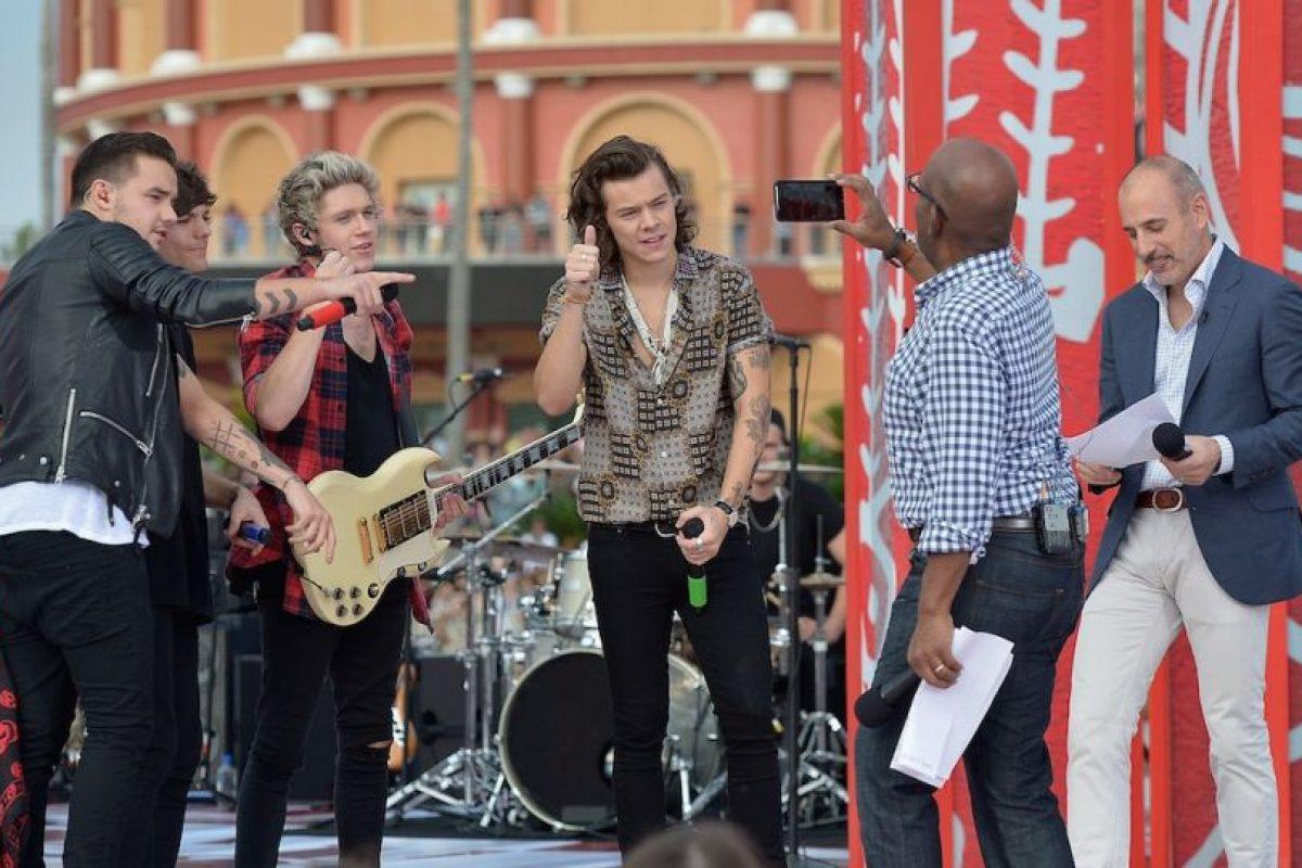 """""""Mi vida con One Direction ha sido más de lo que jamas podría haber imaginado. Pero, después de cinco años, siento que ahora es el momento adecuado para dejar la banda"""", expllicó el cantante en un comunicado emitido por su publicista, Simon Jones Foto:Getty Images. Imagen Por:"""