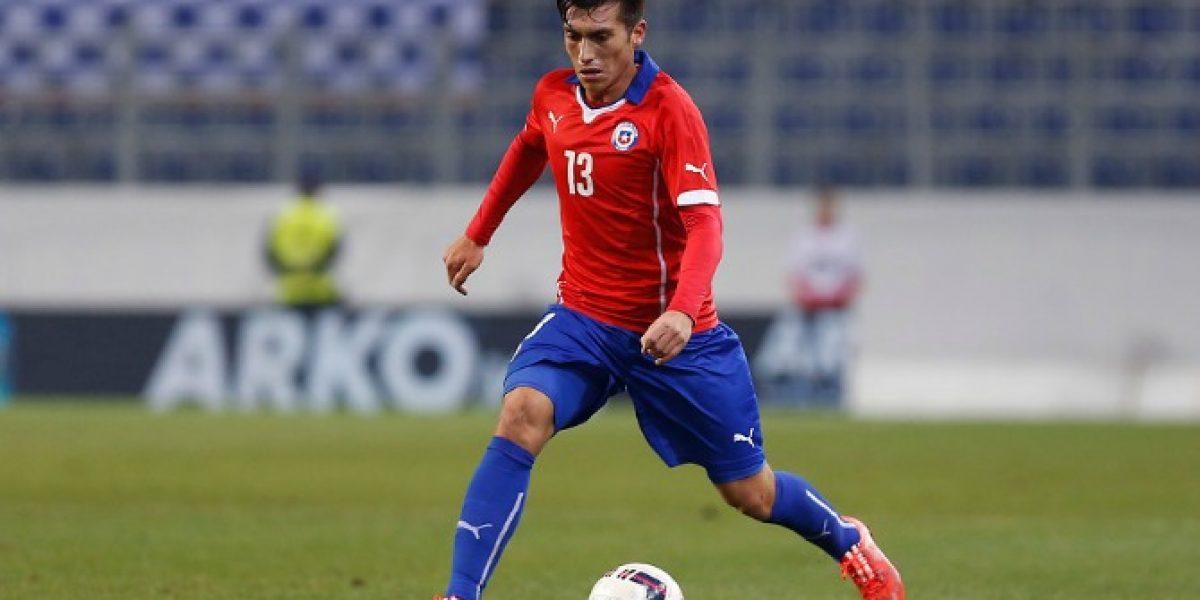 La nueva sensación del fútbol chileno dice no saber nada del presunto interés de la U