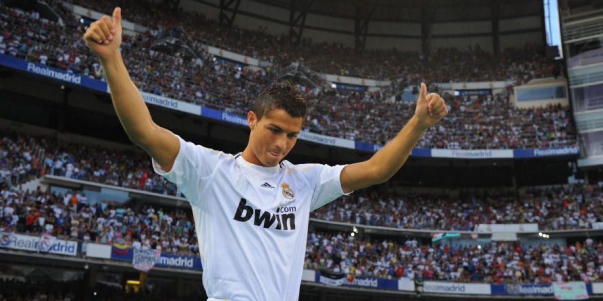 FOTOS: Cristiano estrenó look en la fecha FIFA