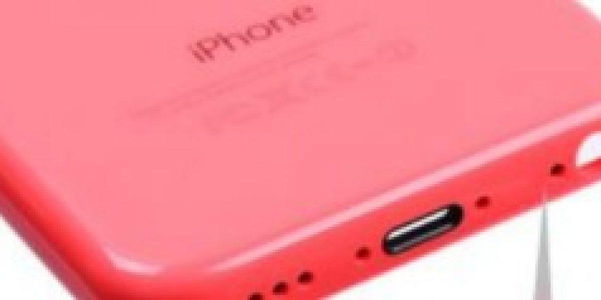 Este sería el aspecto del nuevo iPhone 6C