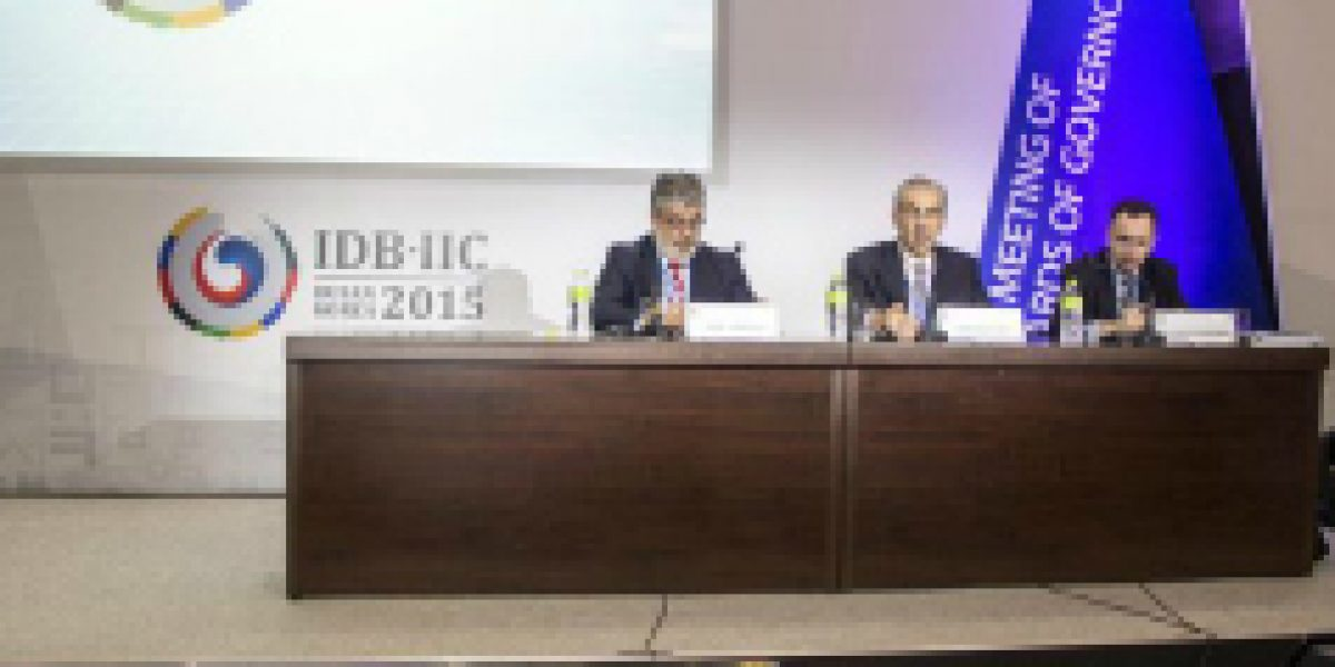 BID ve a Chile como estimulador del crecimiento de América Latina
