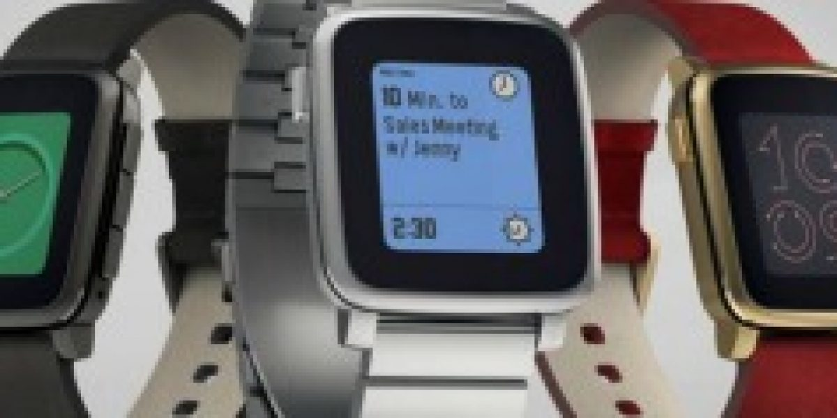 Rival del Apple Watch reunió US$20 millones para producción