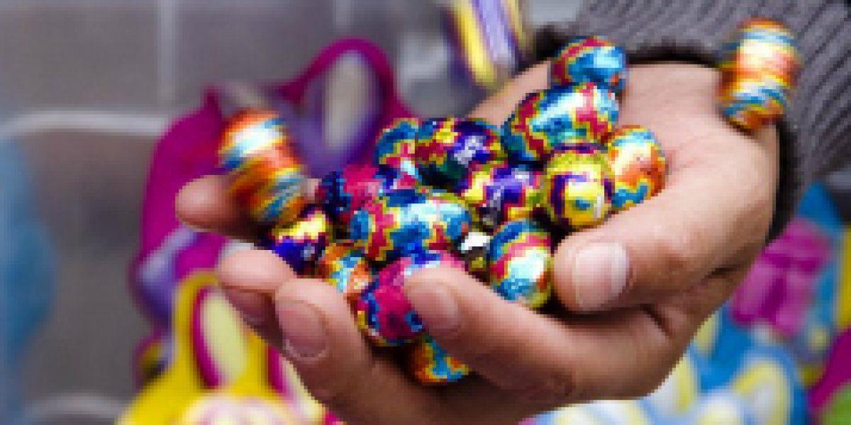 El hurto de chocolates aumenta en un 64% la semana anterior a Semana Santa