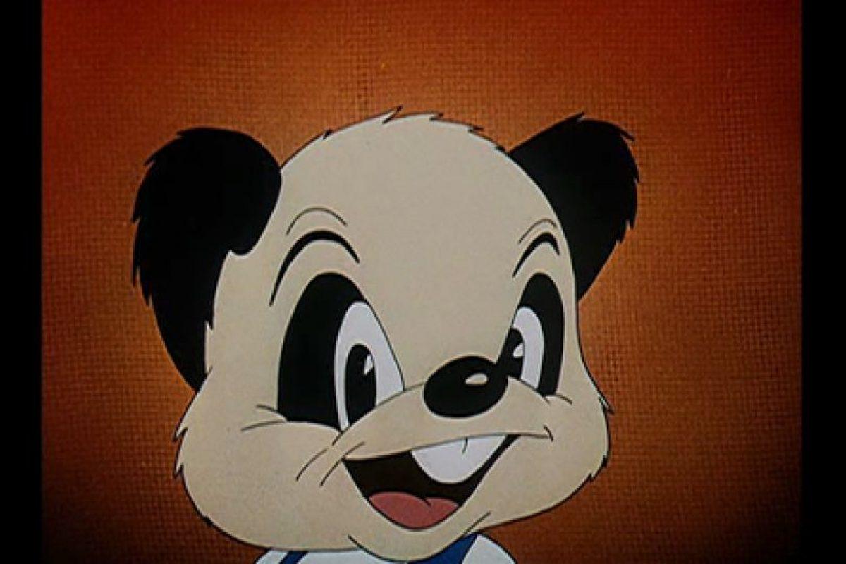 """Andy Panda es un personaje de las caricaturas del """"Pájaro Loco"""". Foto:Twitter @ikrethos. Imagen Por:"""