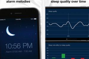 SleepCycle te despierta en el momento de más lucidez de su sueño, para que no les sea tan pesado levantarse. Foto:Northcube AB. Imagen Por: