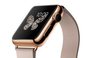 Configuración virtual personal: Apple podrá atender online mediante una videoconferencia a los clientes interesados en el Apple Watch Edition, además de otorgarles una garantía y servicio técnico por dos años. Foto:Getty. Imagen Por: