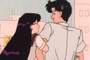 Rei sí fue novia de Darien antes de que este andara con Serena (Usagui) Foto:Toei. Imagen Por: