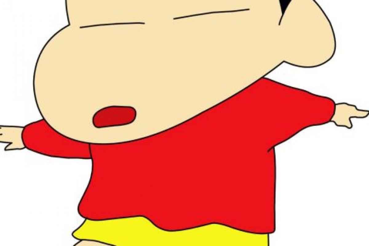 En un capítulo, un niño le regala a Rini (Chibiusa) un llavero del popular personaje Shin- Chan y actúa como él frente a ella. Este personaje también pertenece al mismo estudio de la serie. Foto:Toei. Imagen Por: