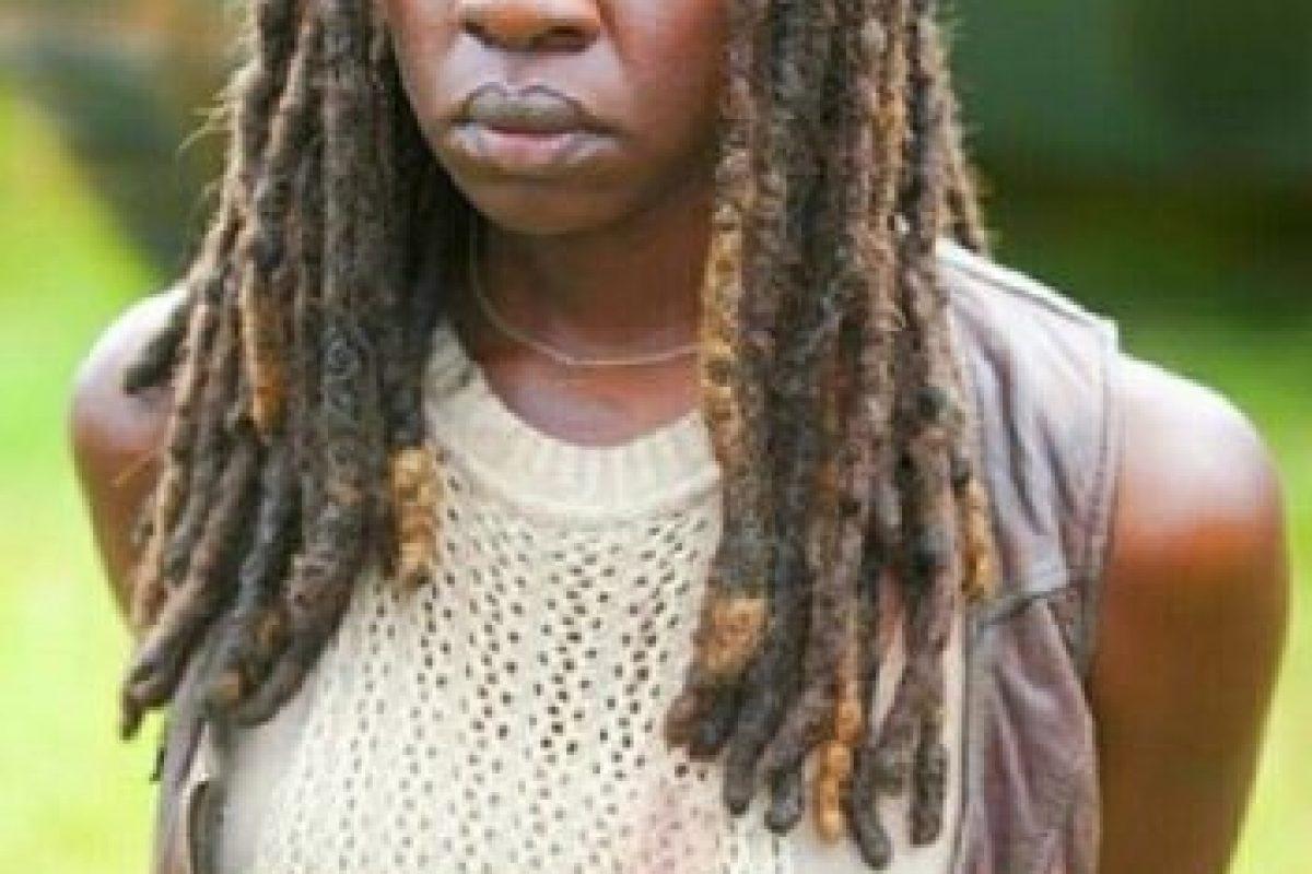 """Danai Jekesai Gurira es """"Michonne"""" Foto:Facebook. Imagen Por:"""