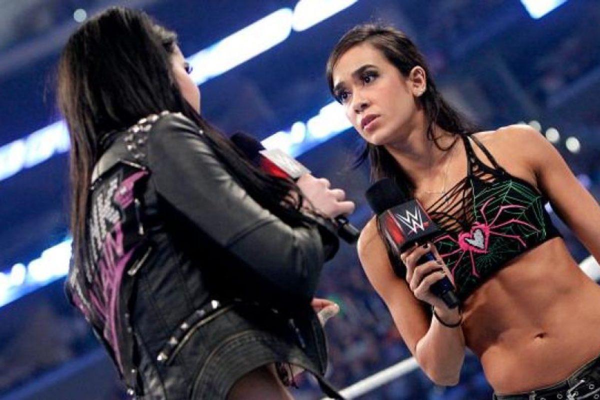 Superaron a las Bella Twins Foto:WWE. Imagen Por: