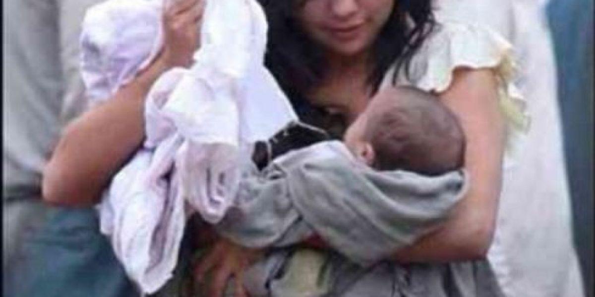 FOTOS: ¿Por qué James Franco y Selena Gómez muestran a un bebé?