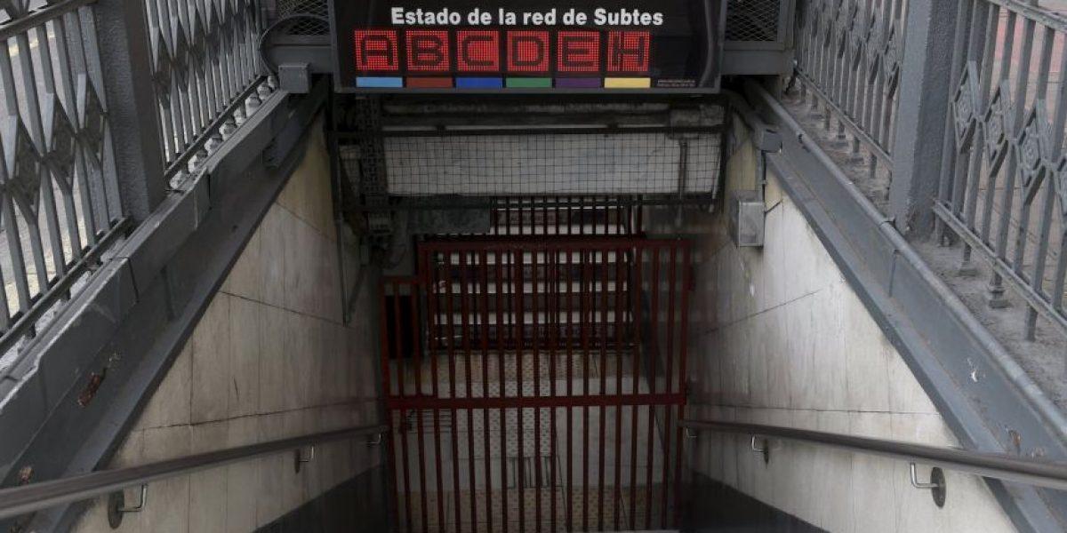 Por esta razón sindicatos de trabajadores tienen paralizada a Argentina