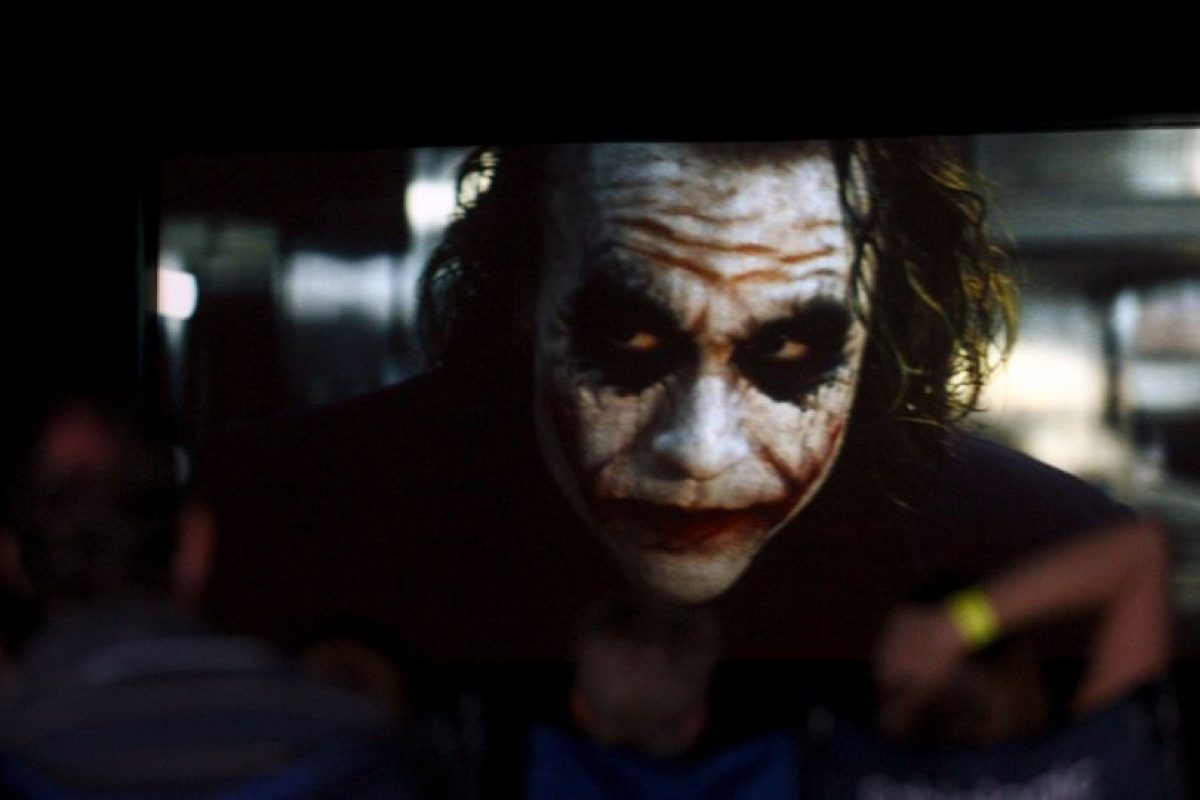 """Leahy actuó como miembro del consejo de Wayne en """"Batman: El caballero de la noche"""" Foto:Getty. Imagen Por:"""