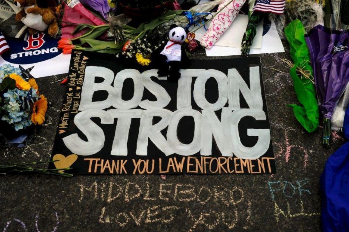 El gobernador de Massachusetts, Deval Patrick, dijo que no había más explosivos además de los dos que detonaron. Foto:Getty. Imagen Por: