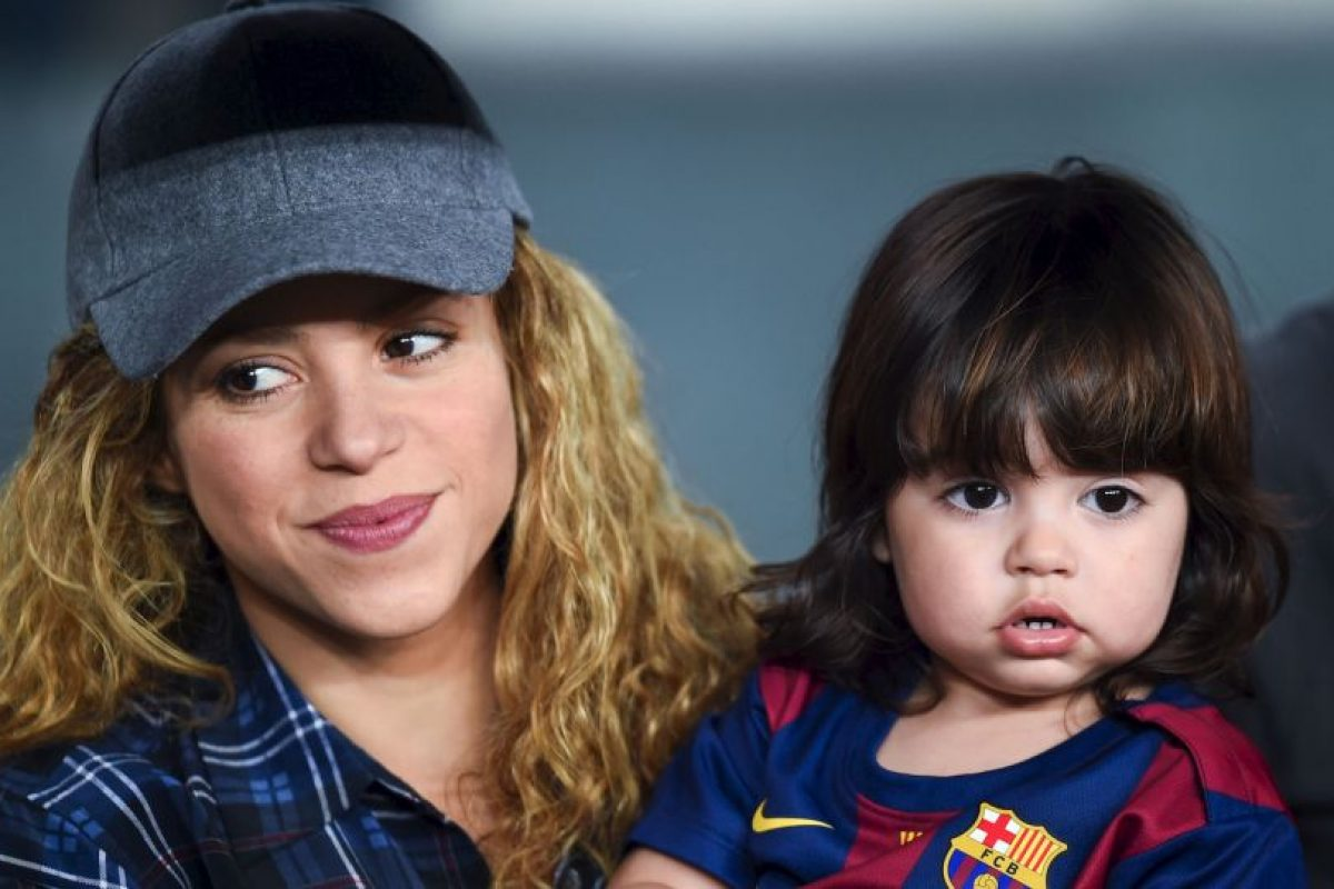 Shakira y Milán Foto:Getty. Imagen Por: