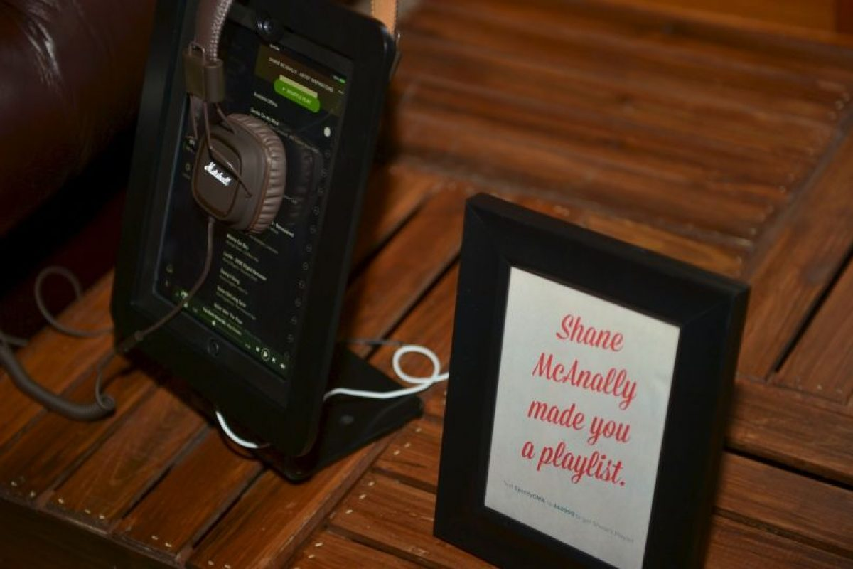 Que no superan las más de 30 millones de canciones en Spotify. Foto:Getty. Imagen Por: