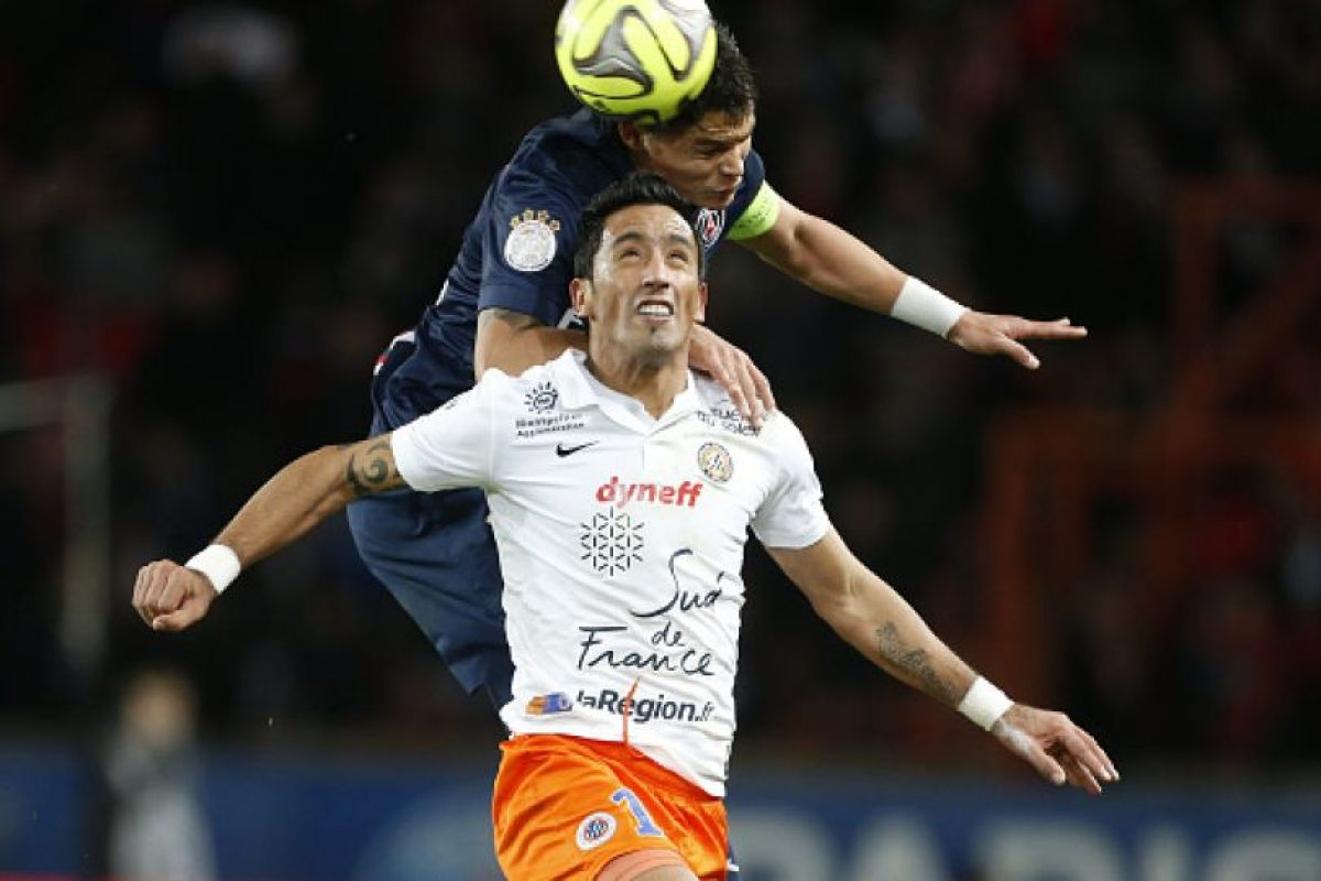 El paraguayo de 30 años es octavo lugar con 56 puntos. Foto:Getty Images. Imagen Por: