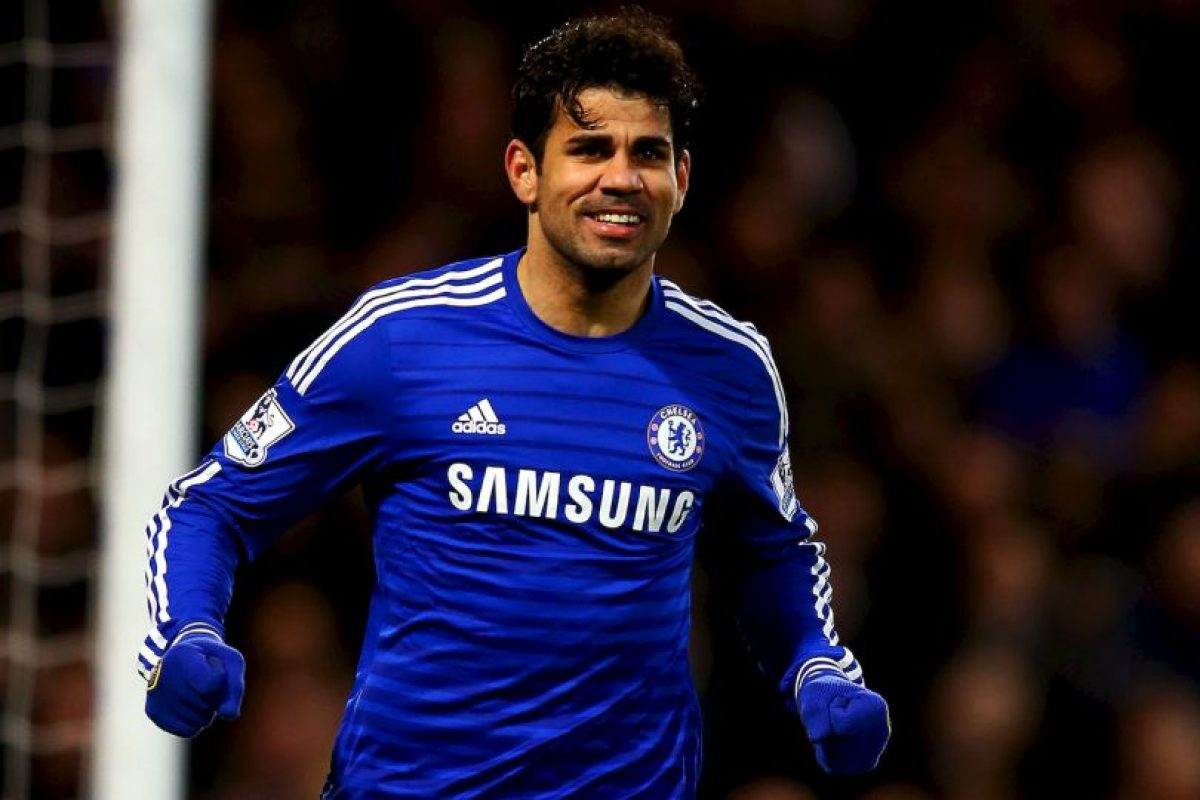 5. Diego Costa (Chelsea/Inglaterra) Foto:Getty Images. Imagen Por: