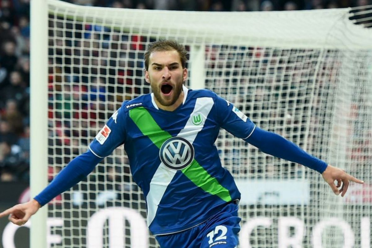 3. Bas Dost (Wolfsburgo/Alemania) Foto:Getty Images. Imagen Por: