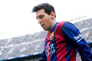 1. Lionel Messi (Barcelona/España) Foto:Getty Images. Imagen Por: